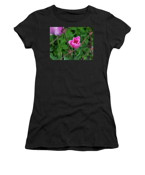 Pink In Stratford Women's T-Shirt