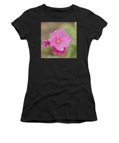 Pink In The Wild Women's T-Shirt