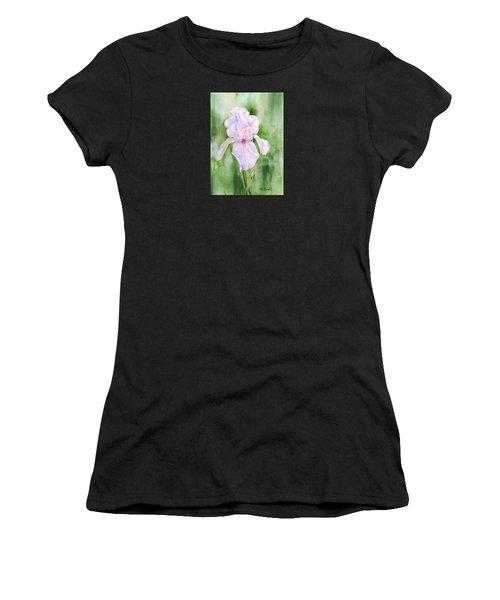Pink Iris Women's T-Shirt