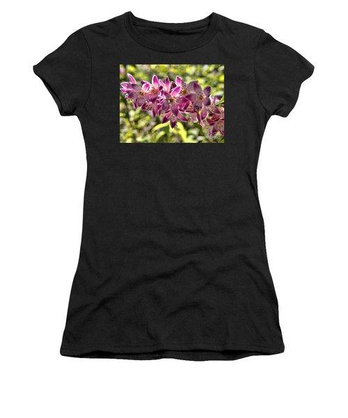 Pink Ladies In Spring Glory Women's T-Shirt