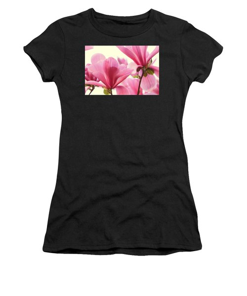Pink Magnolias Women's T-Shirt