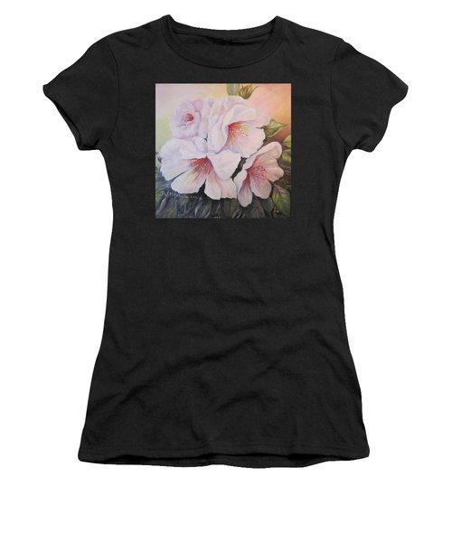 Pink Mist Women's T-Shirt (Athletic Fit)