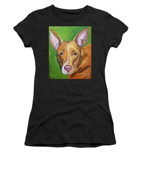 Pink Nose Women's T-Shirt