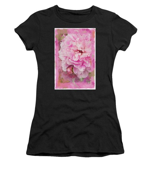 Pink Peony 2 Women's T-Shirt