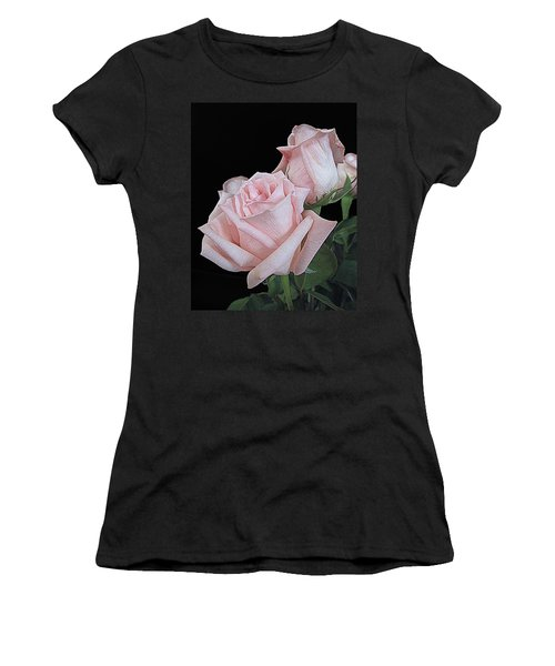 Pink Persuasion Women's T-Shirt (Athletic Fit)