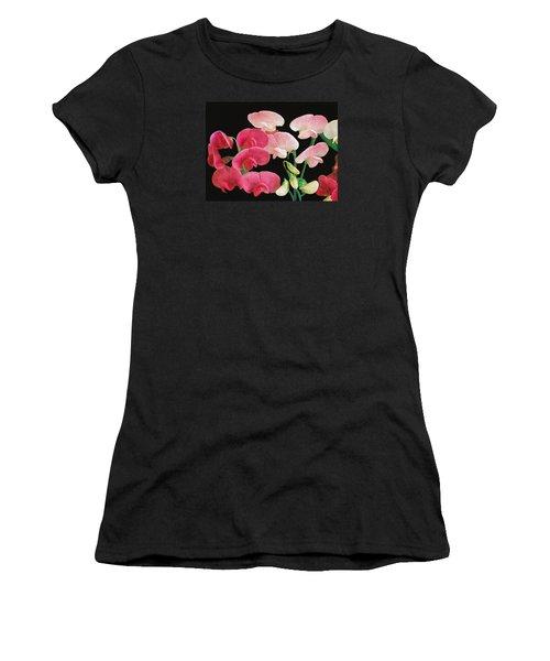 Pink Petals Women's T-Shirt
