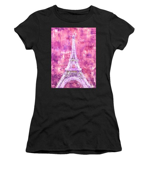 Pink Tower Women's T-Shirt