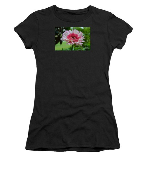 Pink Watermelon Women's T-Shirt (Athletic Fit)