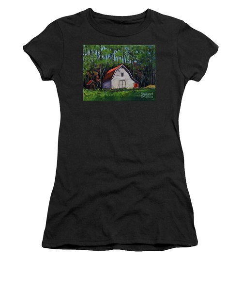 Pinson Barn At Harrison Park Women's T-Shirt