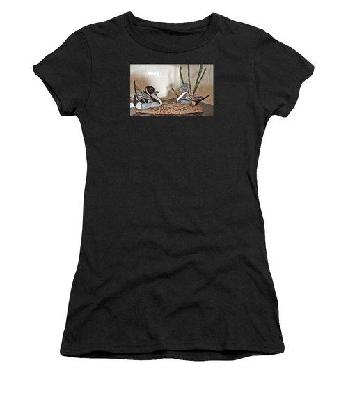 Pintail Ducks Women's T-Shirt