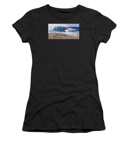 Pipe Foam Women's T-Shirt