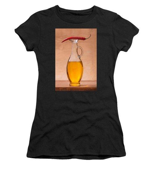 Pitcher And Pepper #1475 Women's T-Shirt