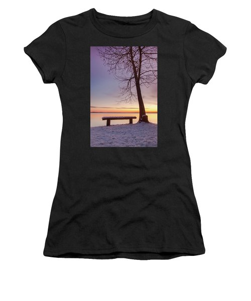 Place For Two Women's T-Shirt (Athletic Fit)