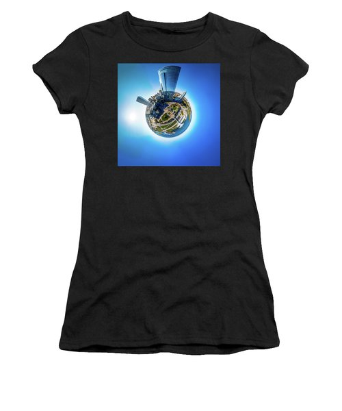Planet Milwaukee Women's T-Shirt (Athletic Fit)