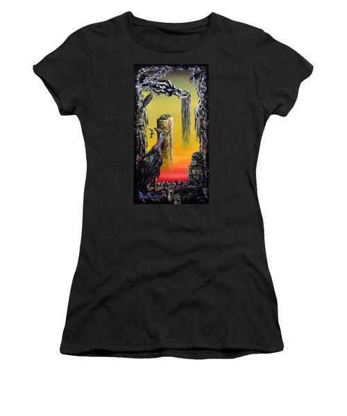 Planet Of Anomalies Women's T-Shirt