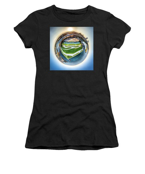 Planet Summerfest Women's T-Shirt
