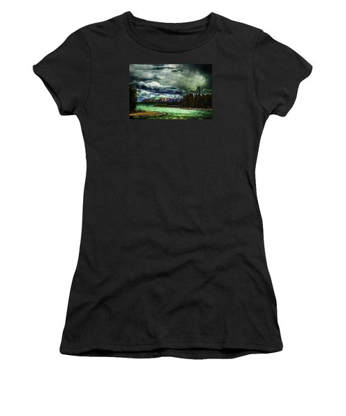 Planetary Infection Women's T-Shirt