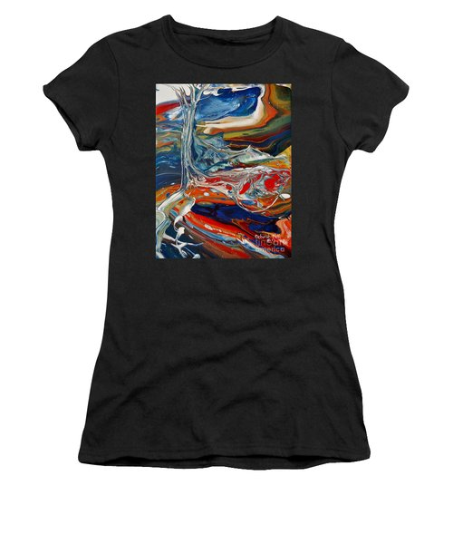 Planted By The Waters Women's T-Shirt (Athletic Fit)