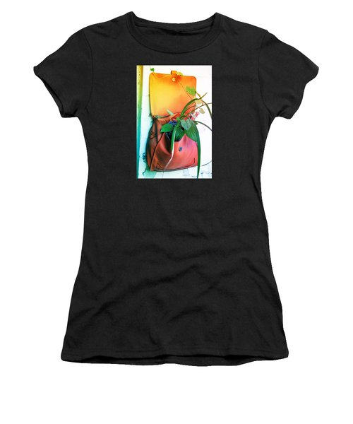 Planting Of Greenery Women's T-Shirt (Athletic Fit)