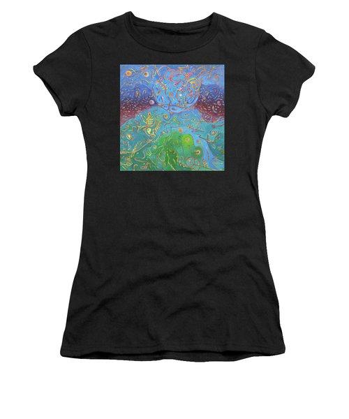 Plasma Women's T-Shirt (Athletic Fit)
