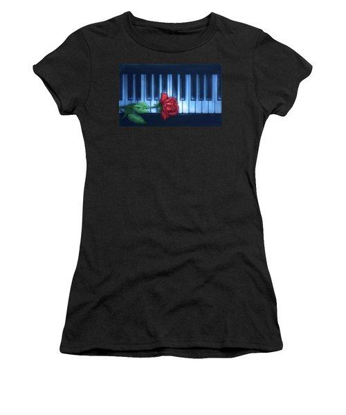 Play It Again Sam Women's T-Shirt (Athletic Fit)