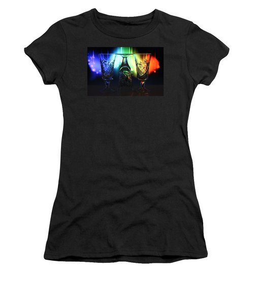 Play Of Glass And Colors Women's T-Shirt