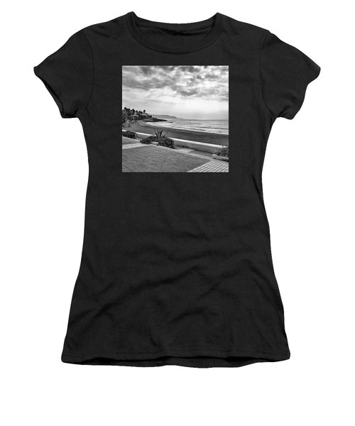 Playa Burriana, Nerja Women's T-Shirt