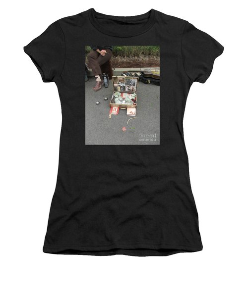 Playing For Dinner Women's T-Shirt