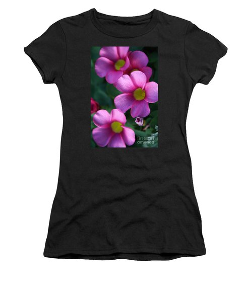 Playing With Shadows Women's T-Shirt (Athletic Fit)