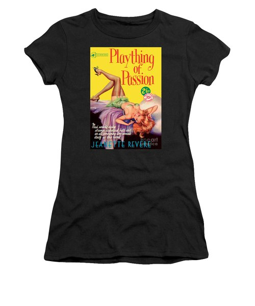 Plaything Of Passion Women's T-Shirt (Athletic Fit)