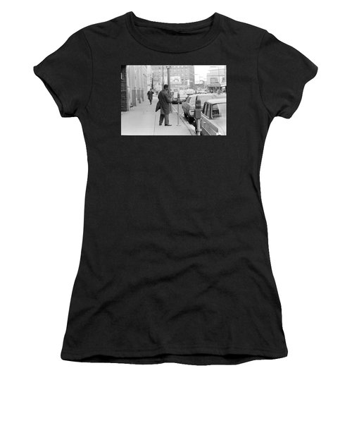 Plugging The Meter Women's T-Shirt