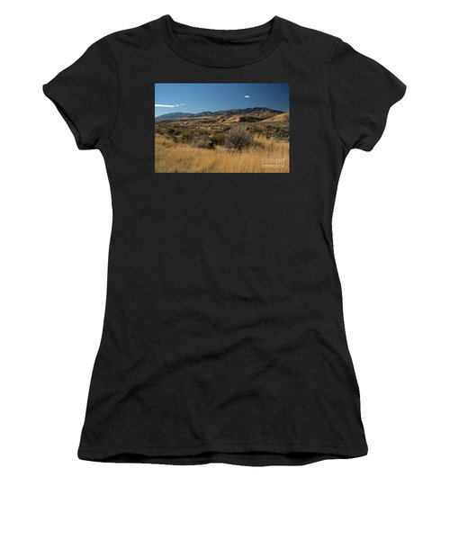 Pocatello Area Of South Idaho Women's T-Shirt (Athletic Fit)