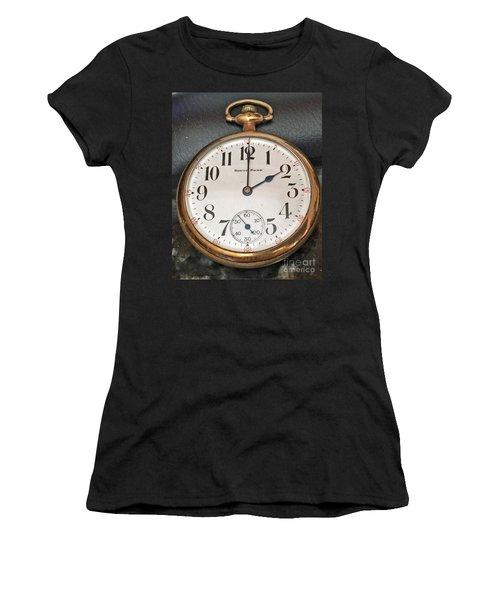 Pocket Watch Women's T-Shirt