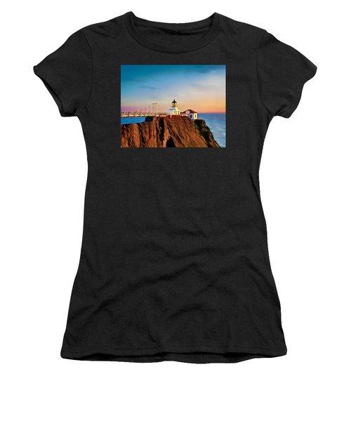 Point Bonita Lighthouse Women's T-Shirt