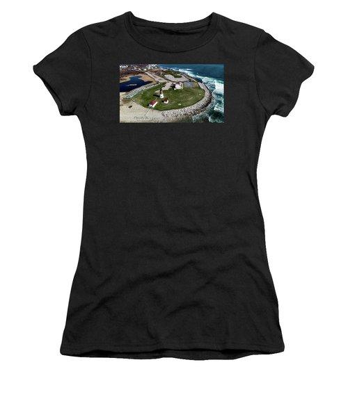 Point Judith Easter Cross Women's T-Shirt