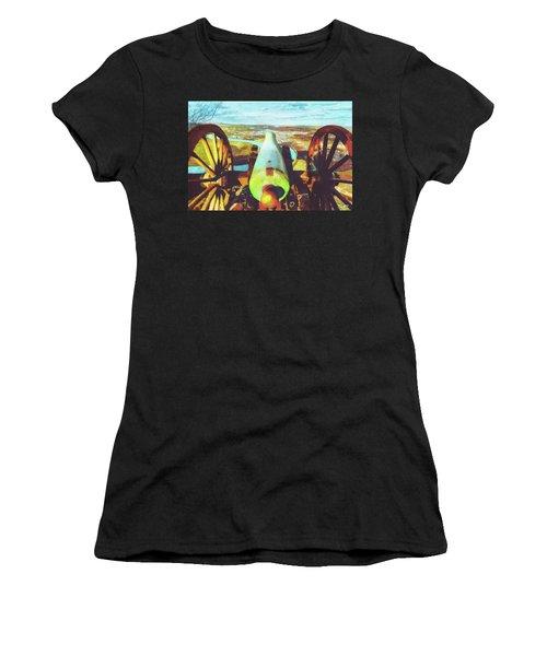 Point Park Cannon Women's T-Shirt