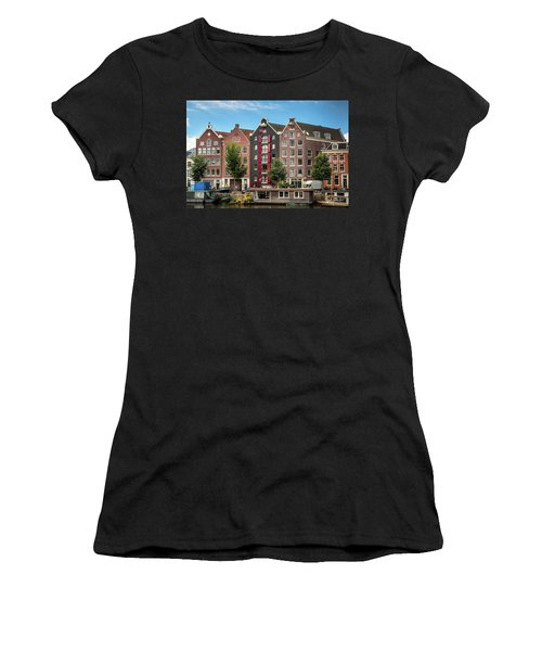 Pointing To The Sky Women's T-Shirt