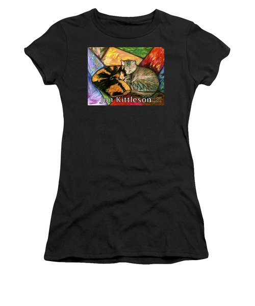 Pompe And Dusty Women's T-Shirt