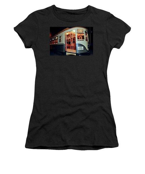 Ponce De Leon Women's T-Shirt (Athletic Fit)