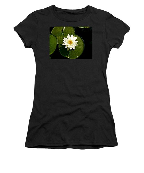 Pond Lily Women's T-Shirt