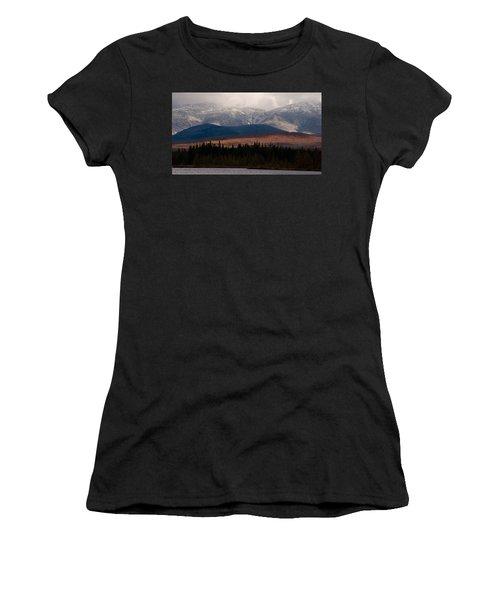 Pondicherry Light And Snow Women's T-Shirt