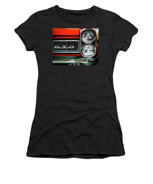 Pontiac Gto Women's T-Shirt