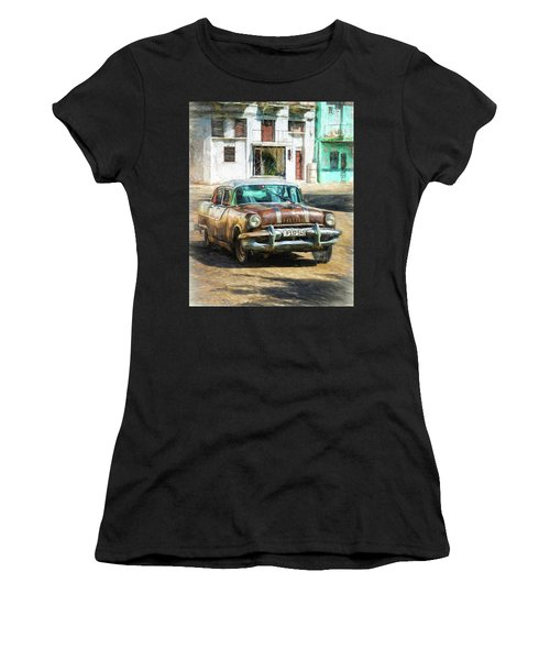Pontiac Havana Women's T-Shirt (Athletic Fit)