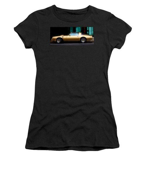 Pontiac Trans Am Women's T-Shirt