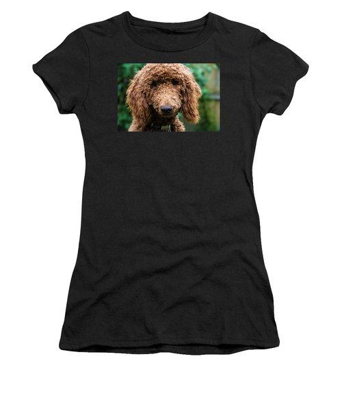 Poodle Pup Women's T-Shirt