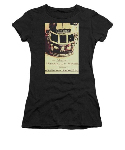 Pop Art City Tours Women's T-Shirt