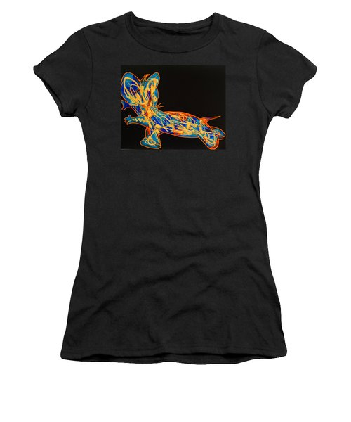 Pop Art Women's T-Shirt (Athletic Fit)