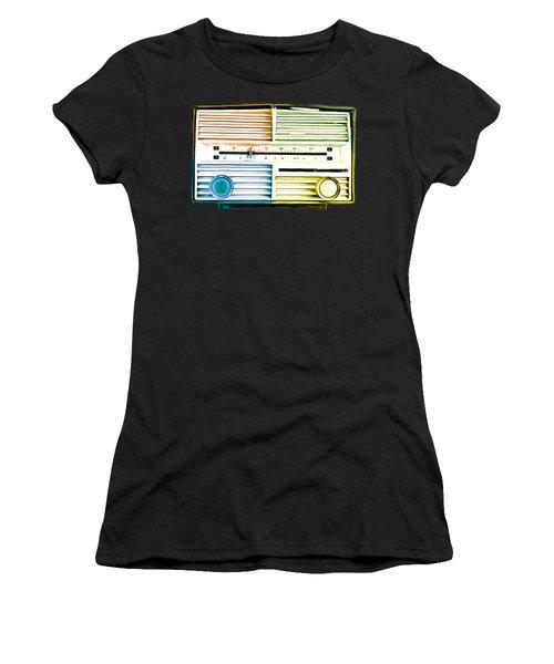 Pop Radio Tee Women's T-Shirt