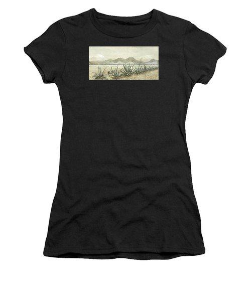 Popocatepetl  Women's T-Shirt