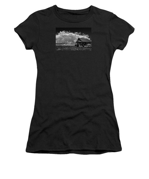 Porch View Women's T-Shirt (Athletic Fit)